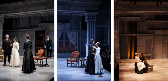 Scenes from The Cherry Orchard