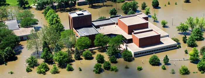 The Flood of 2008