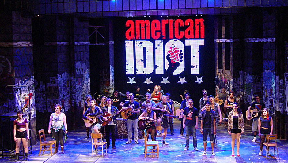American Idiot | Theatre Arts | The University of Iowa