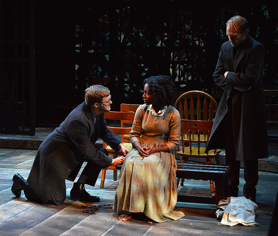 Dress Rehearsal of THE CRUCIBLE
