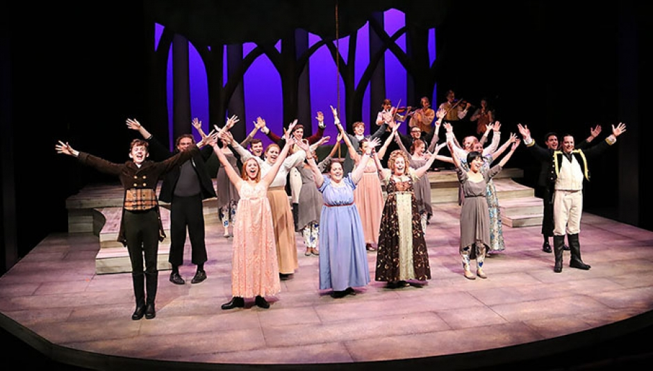 Curtain Call for NORTHANGER ABBEY