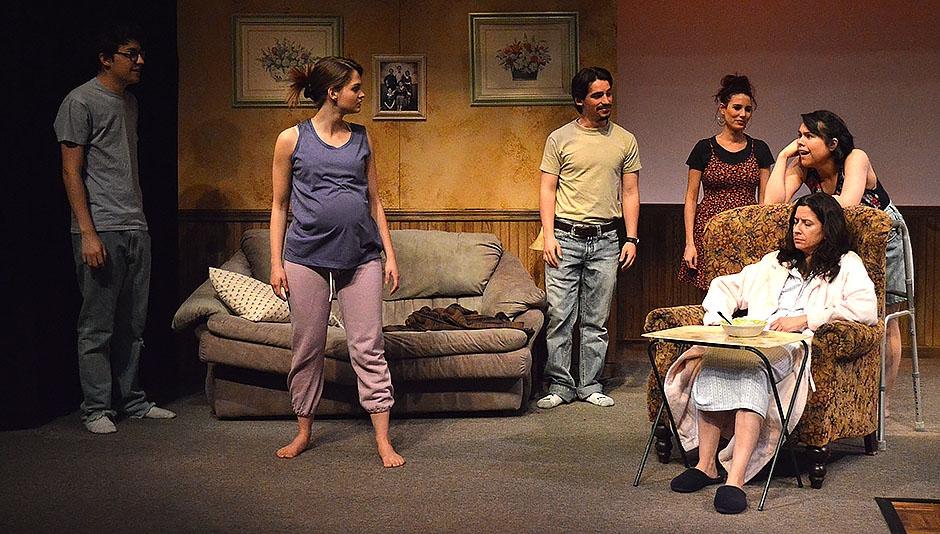 The cast of SHOE, NPF '18