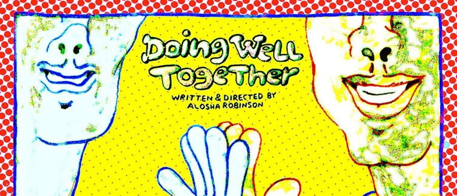 Doing Well Together poster image
