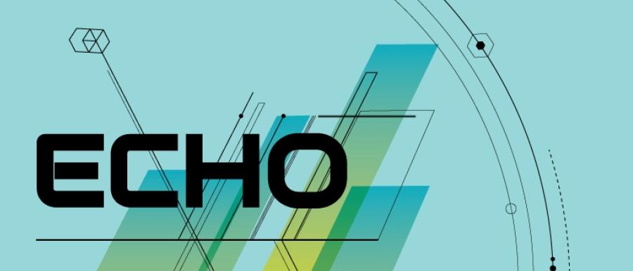 ECHO poster design
