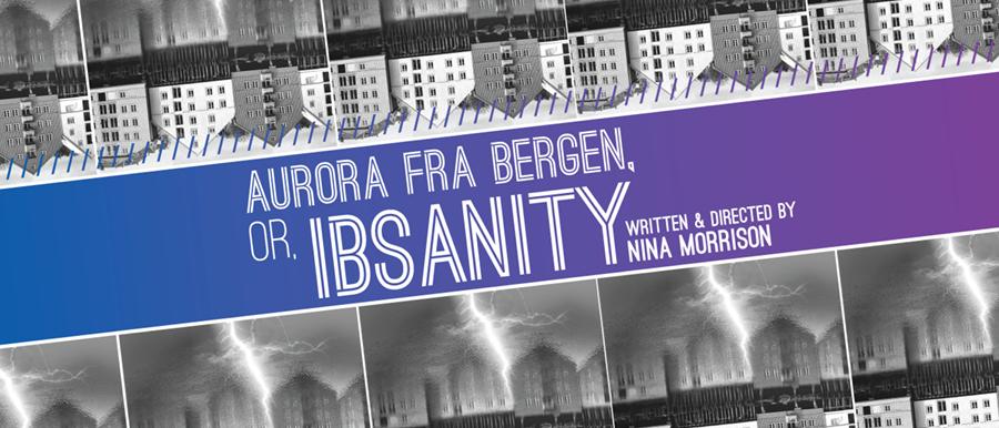 AURORA FRA BERGEN, or, IBSANITY poster image